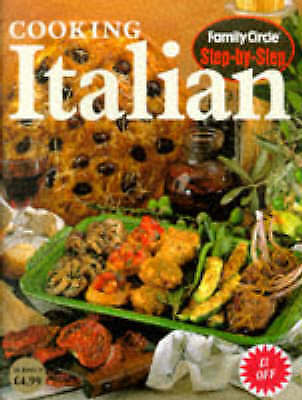 Very Good, Step by Steps Cooking Italian, Jane Price, Book