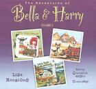 The Adventures of Bella & Harry, Vol. 2  : Let's Visit Venice!, Let's Visit Cairo!, and Let's Visit Rio de Janeiro! by Lisa Manzione (CD-Audio, 2015)