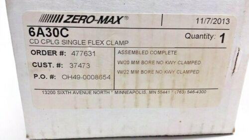 gujarat24news.com No-Keyways Details about Zero-Max 6A30C-20-22 CD ...