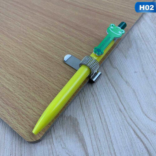 Klemmbrett Clip Schule Büro Leery flYfE 5 Tlg Metall Stift Halter Notizbuch