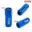 Universal-20PCS-M14X1-5-60MM-Aluminum-Tuner-Lug-Nuts-For-HONDA-BMW-FORD-Silver thumbnail 6