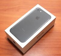 Apple Iphone 7 Unlocked 32gb Black 4g Lte Global Gsm Full Apple Warranty