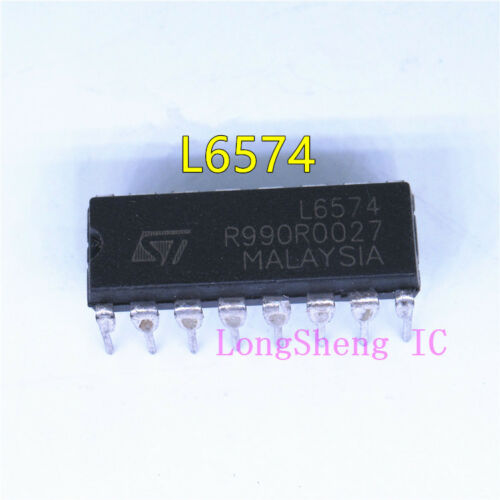 5pcs Ballast controller chip L6574 DIP-16 new