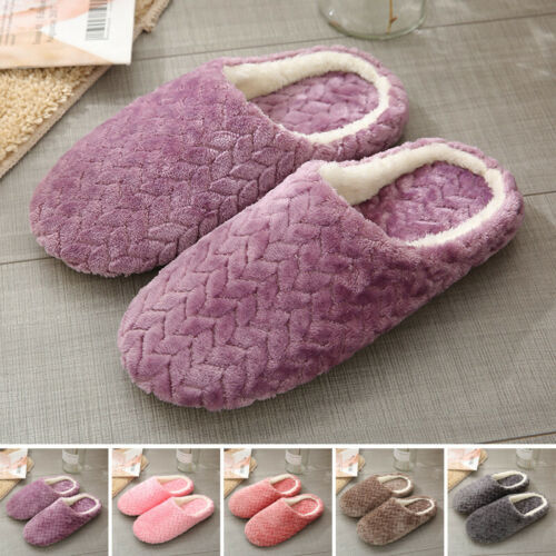 Frauen Winter Hausschuhe Soft Bottom Indoor Home Schlafzimmer Bodenrutschen
