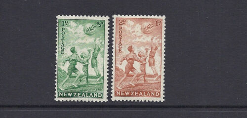 NEW ZEALAND 1940 HEALTH stamps (SG 626-27) F/VF MH