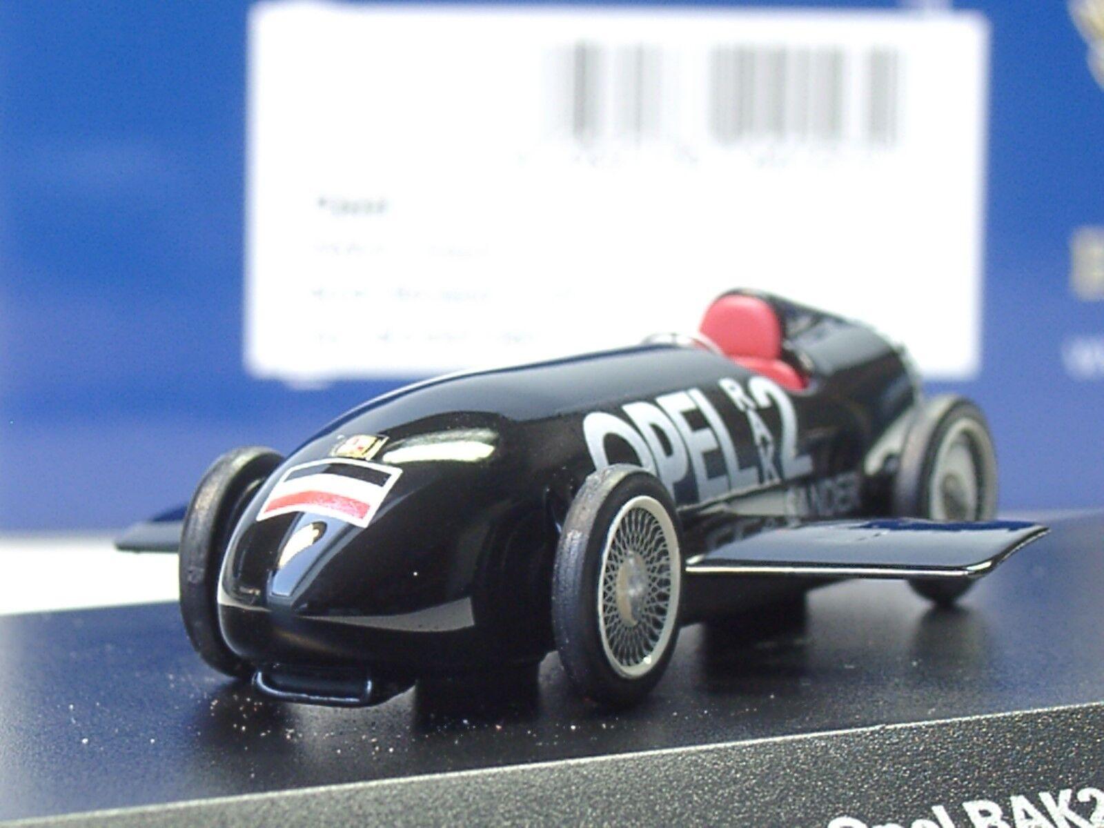 BoS Opel rak2, noir - 87380 - 1 87