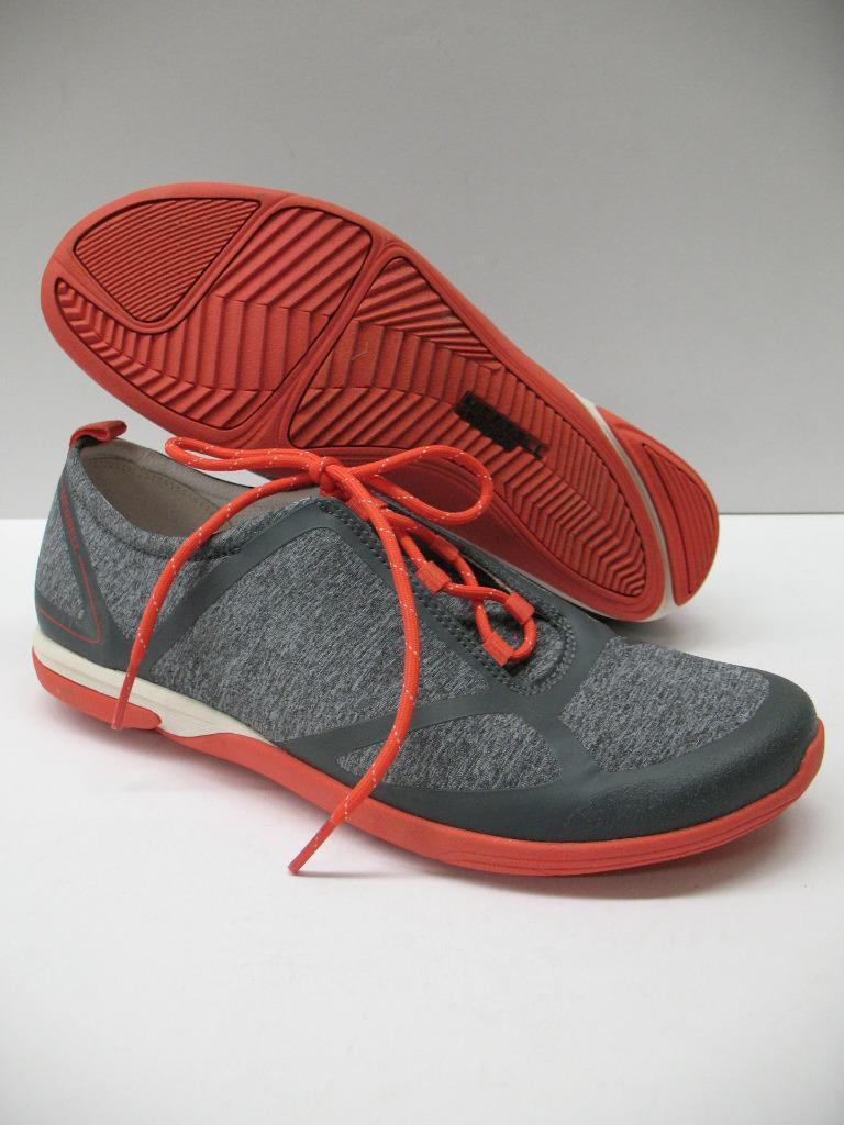 Merrell J42934 Walking Ceylon Lace Casual Walking J42934 Schuhes Sneakers Gray ROT Damenschuhe 8 f4a442
