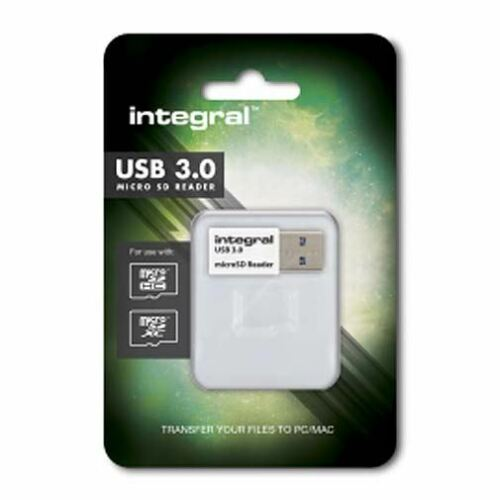Rápido PC o Mac Usb 3.0 lector de tarjetas para tarjetas de memoria microSDXC y microSDXC