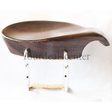 Rosewood Violin Chinrest 4/4-3/4 ---Hollywood Style