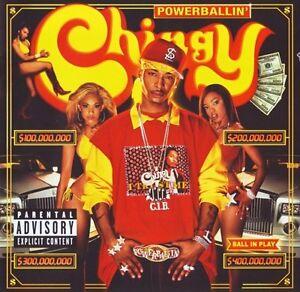 Chingy-Powerballin-039-2004-CD-NEW-SPEEDYPOST
