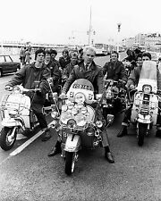"Quadrophenia The Movie The Mods 10"" x 8"" Photograph no 57"