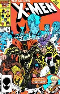 The Uncanny XMen Annual 10  1986 FNVF  70 - Sheffield, South Yorkshire, United Kingdom - The Uncanny XMen Annual 10  1986 FNVF  70 - Sheffield, South Yorkshire, United Kingdom