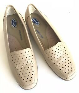 9e347cb42067 Dr Scholl s Double Air-Pillo Women Shoes Size 10M Beige