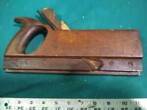 Antique wood plane...Auburn Tool Co. Auburn N.Y....groove cutter...