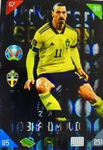 Panini Euro 2020 Kick Off 2021 limited edition Line Up Nordic Edition XXL Orban
