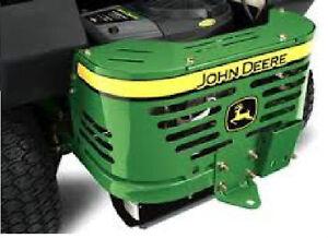 John Deere EZtrack Z225 Z245 Z425 Z445 Z465 Z645 Z655 Hitch Kit AM137381  New OEM 759936721359 | eBayeBay
