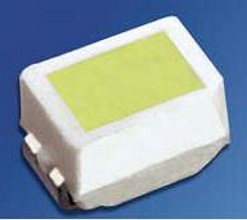 50 weiße SMD MiniTOP-LEDs LWM67C-U2 710 mcd Neuware PLCC Mini von OSRAM