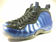 DS NIKE 2011 AIR FOAMPOSITE OG RETRO ROYAL 9.5 PENNY II I FORCE 180 MAX PIPPEN