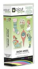 Cricut Imagine SNOW ANGEL Art  Cartridge RARE!! NEW & SEALED IN PACKAGE