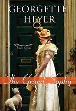 Regency Romances: The Grand Sophy 10 by Georgette Heyer (2009, Paperback)