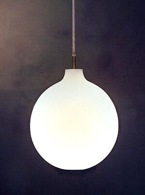 Louis Poulsen SATELLITE glass Pendant Light Design VILHELM WOHLERT Denmark Ø25cm