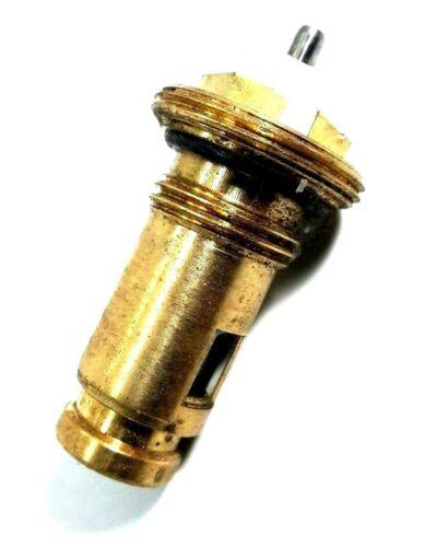 """Messing Obi 412832 Thermostat Ventiloberteil 1//2/"""" Heimeier"""