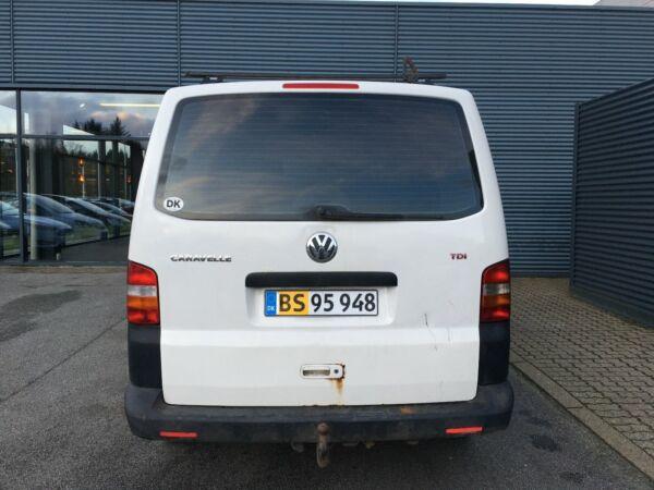 VW Transporter 1,9 TDi 104 Kassevogn kort - billede 3