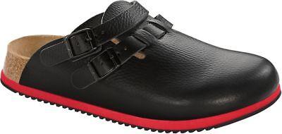 BIRKENSTOCK Professional Clog Kay SL black SL Leder Gr. 35 46 582636 + 582634 | eBay
