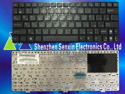 New RU Russian version Keyboard  for ASUS Eee PC 1000HE black