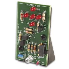 Telecomando a infrarossi Tester VELLEMAN Electronics Kit Test di controllo TV Zapper