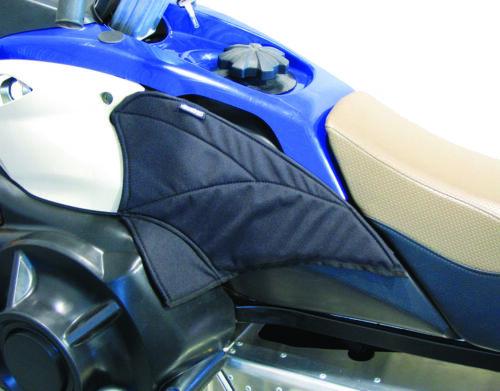 Yamaha Phazer Venture 08-16 Snowmobile Console Fuel Tank Knee Pads SKINZ 12-8953