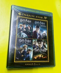 HARRY-POTTER-COFANETTO-4-GRANDI-FILM-ANNI-5-7-PARTE-2-COLLECTION-BLURAY