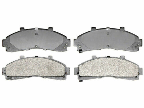 Front Brake Pad Set D298DV for Explorer Ranger 1995 1996 1997 1998 1999 2000