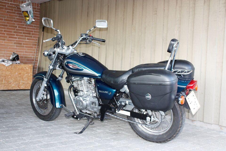 Suzuki, Marauder, 250 ccm