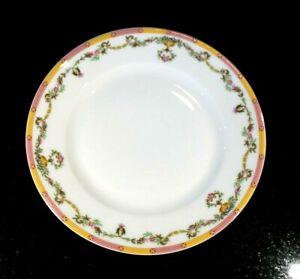 Beautiful-Tharaud-Limoges-Cheverny-Amarilla-Bread-Plate