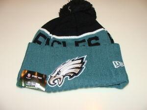 e17ded8cb3f Philadelphia Eagles Knit On Field New Era Toque Beanie Player ...