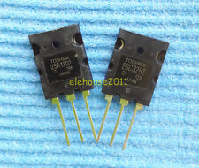 1pair OR 2PCS TOSHIBA TO-3PL 2SA1302/2SC3281