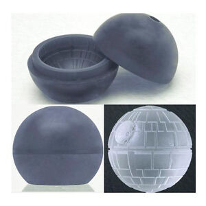 Death star ice cube