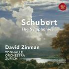 Die Sinfonien von Tonhalle Orchester Zürich,David Zinman (2013)