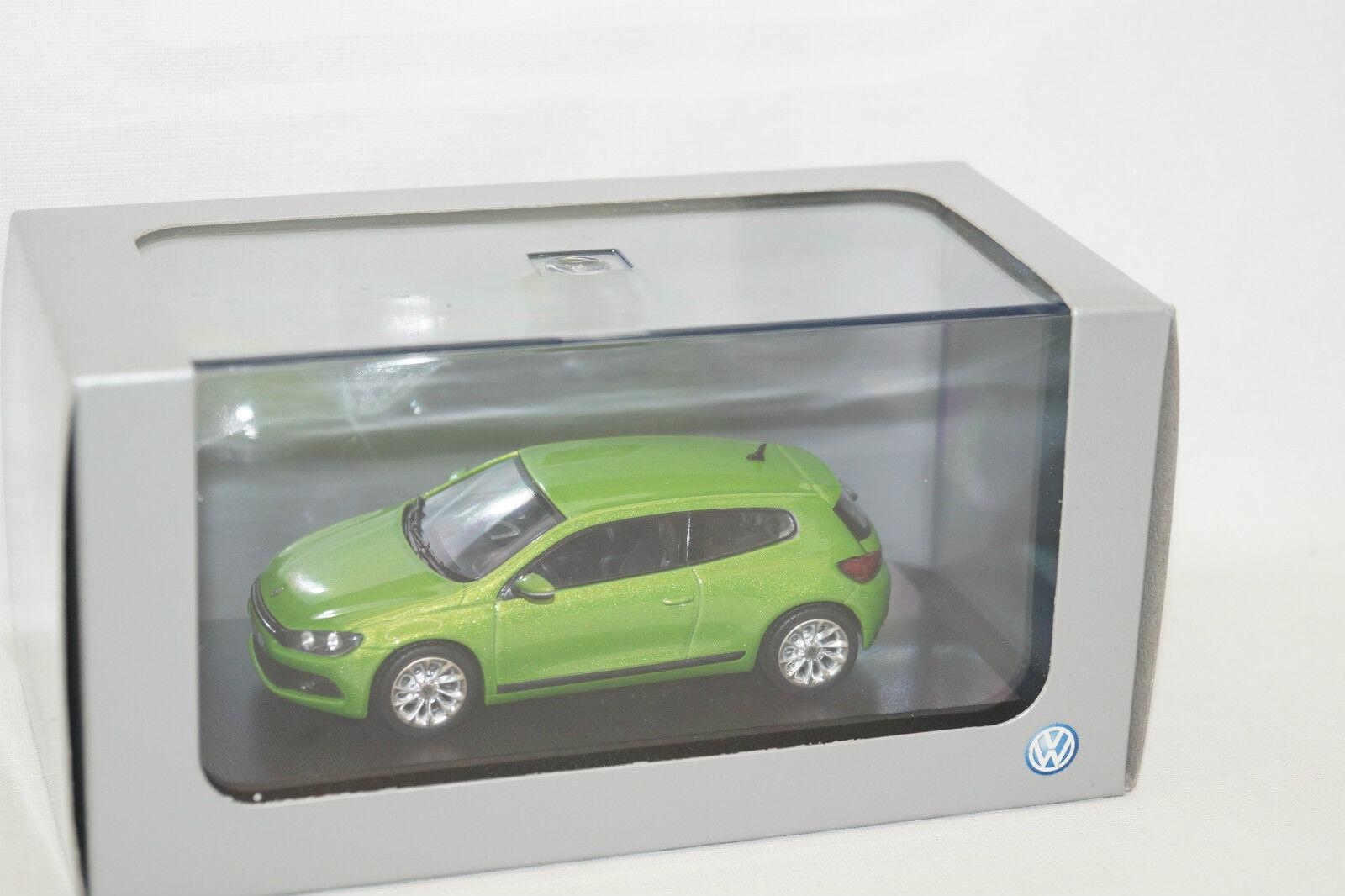Scirocco verde verde norev 1 43 VW Box