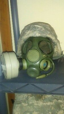 SPECIAL OPS AIRBOSS DEFENSE C4 CBRN CE GAS MASK size medium new unused IN  BOX | eBay