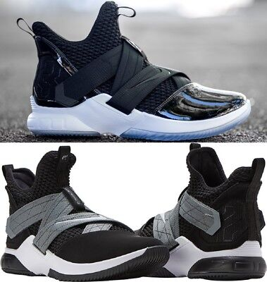 07436f5d Nike Lebron James Soldier XII 12 SFG Basketball Sneakers Men's Comfy Shoes  | eBay