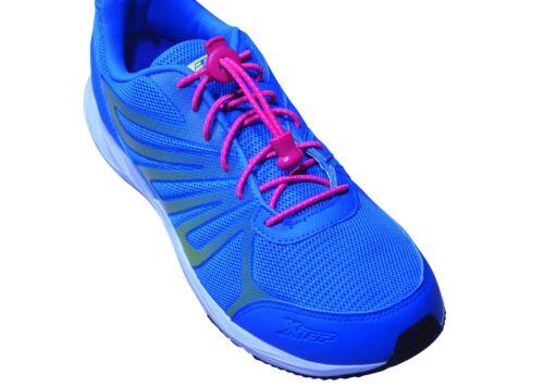 -Never Tie Again multiple colors Jen  Lock Shoelaces Elastic No Tie Shoe Lace