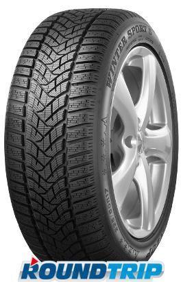 Dunlop Winter Sport 5 225/55 R16 99H XL, MFS, 3PMSF