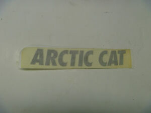 NEW OEM ARCTIC CAT SNOWMOBILE DECAL PART # 6611-171