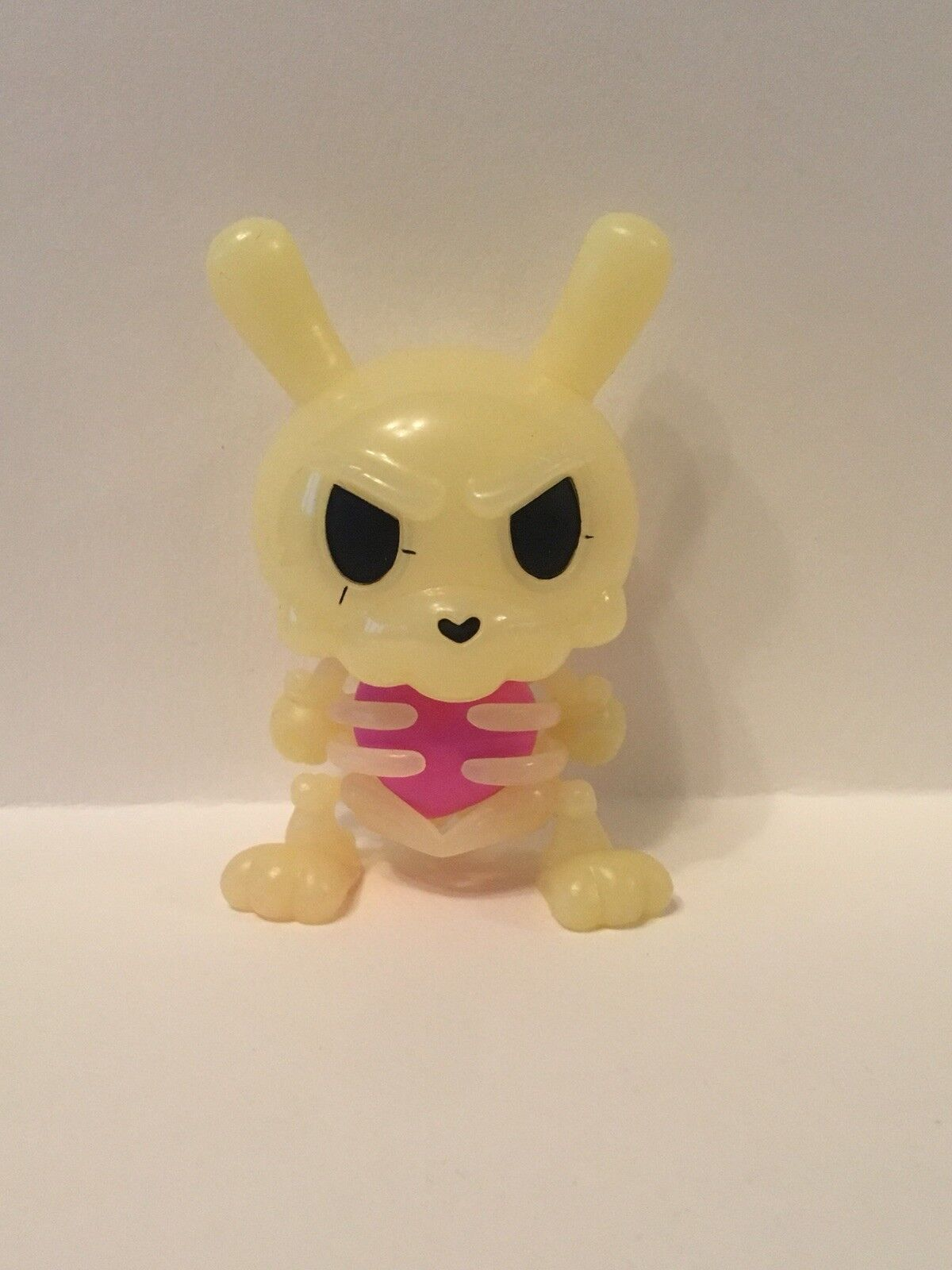 Very Rare DUNNY 2011 Kronk Bones Fully Complete With Heart MINT CONDITION
