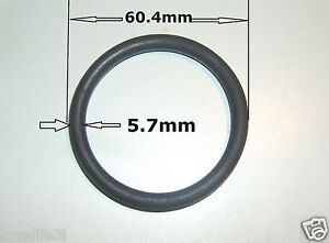 5-7-x-49-ID-60-4mm-OD-BLACK-NITRILE-RUBBER-SEALING-O-RING-SEAL-WASHER-GROMMET