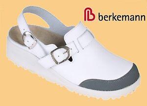 Berkemann X-Pro-Maxor 09107, Arbeitsclogs, Weiß (Weiß 100), 47 EU (12)