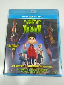 El-Incredibile-Mondo-de-Nroman-Blu-Ray-Extra-Spagnolo-Inglese