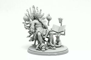 The-Scribe-Model-for-Kingdom-Death-Game-Resin-Figure-Recast